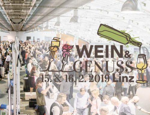 Wein und Genuss in Linz 2019