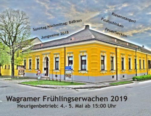 Wagramer Frühlingserwachen 2019