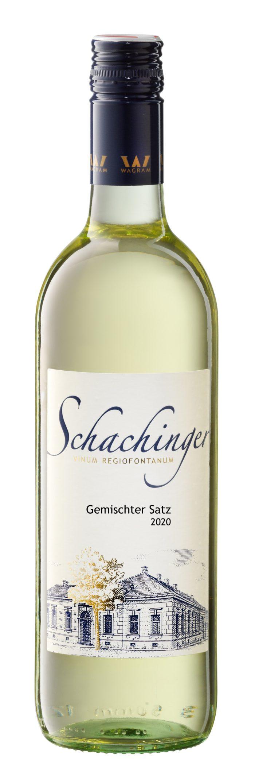 Weingut Schachinger Gemischter Satz aus Königsbrunn am Wagram